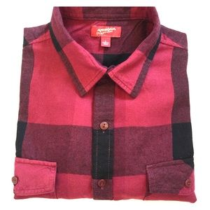 Arizona Jean Co. Flannel Shirt